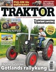 Prenumerera 16 nummer av Traktor