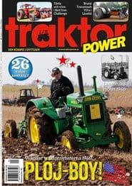 Prenumerera 11 nummer av Traktor Power
