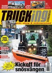 Prenumerera 24 nummer av Trucking Scandinavia