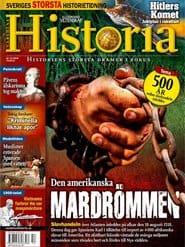 Prenumerera 4 nummer av Världens Historia