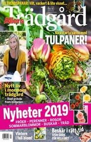 Prenumerera 22 nummer av Allers Trädgård