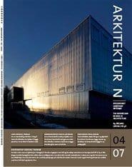 Prenumerera 6 nummer av Arkitektur N