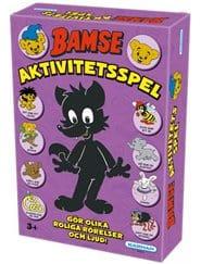 Prenumerera 1 nummer av Bamse aktivitetsspel