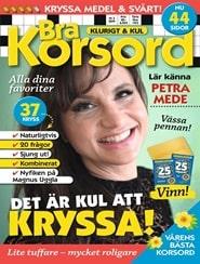 Prenumerera 24 nummer av Bra Korsord