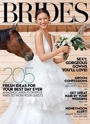 Prenumerera 6 nummer av Brides