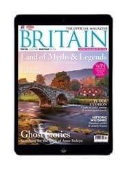Prenumerera 12 nummer av Britain