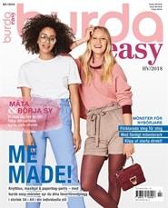 Prenumerera 2 nummer av Burda Easy Fashion