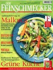 Prenumerera 12 nummer av Der Feinschmecker