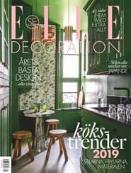 Prenumerera 5 nummer av ELLE Decoration