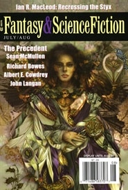 Prenumerera 6 nummer av Fantasy & Science Fiction