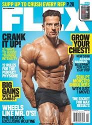 Prenumerera 12 nummer av Flex Magazine