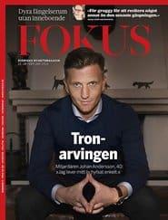 Prenumerera 12 nummer av Fokus