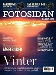 Prenumerera 6 nummer av Fotosidan Magasin