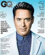 Prenumerera 2 nummer av Gq Style