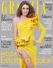 Prenumerera 52 nummer av Grazia