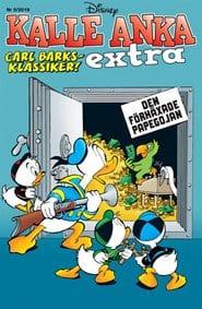 Prenumerera 3 nummer av Kalle Anka Extra