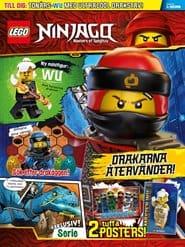 Prenumerera 3 nummer av LEGO NINJAGO
