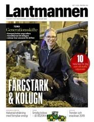 Prenumerera 11 nummer av Lantmannen
