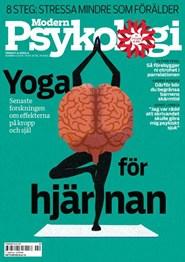 Prenumerera 3 nummer av Modern Psykologi
