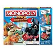 Prenumerera 1 nummer av Monopoly Junior Electronic Banking SV/FI