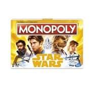 Prenumerera 1 nummer av Monopoly Star Wars Han Solo ENG
