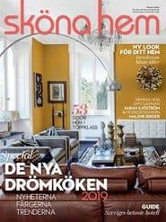 Prenumerera 5 nummer av Sköna hem