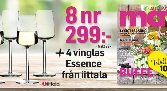 vinglas essence