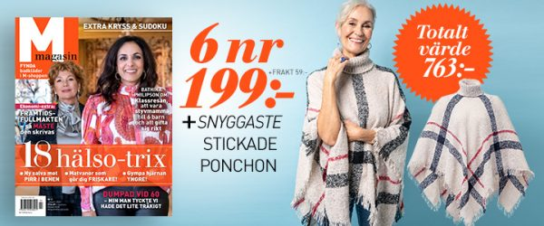 m magasin poncho