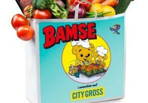 City Gross Bamses Matkasse