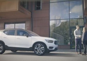 Volvo XC40 Care by Volvo